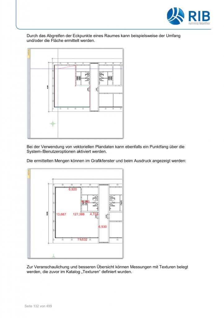 2D-Mengenermittlung mit RxSDK in iTWO Seite 006