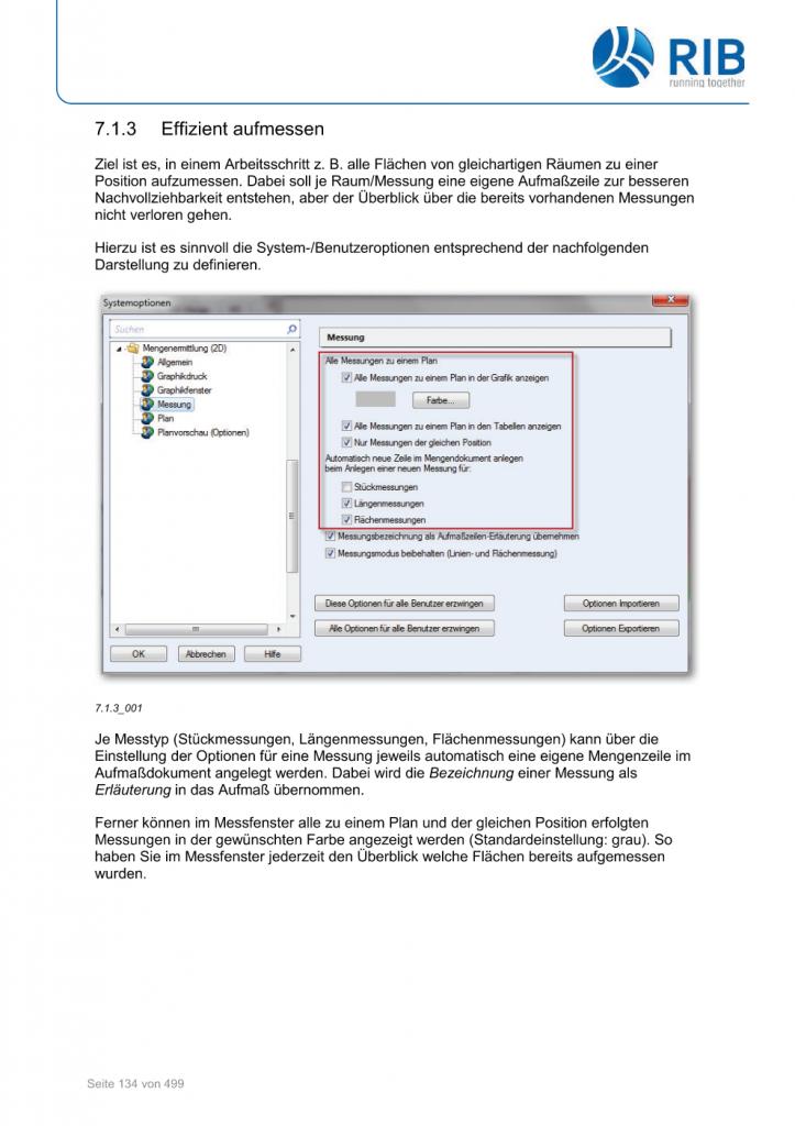 2D-Mengenermittlung mit RxSDK in iTWO Seite 008
