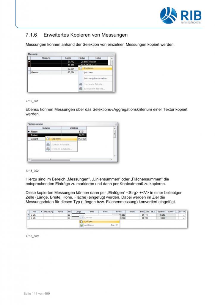 2D-Mengenermittlung mit RxSDK in iTWO Seite 015